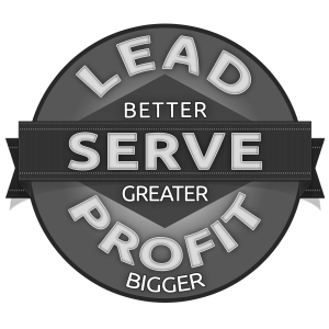 Leading Serving Profiting