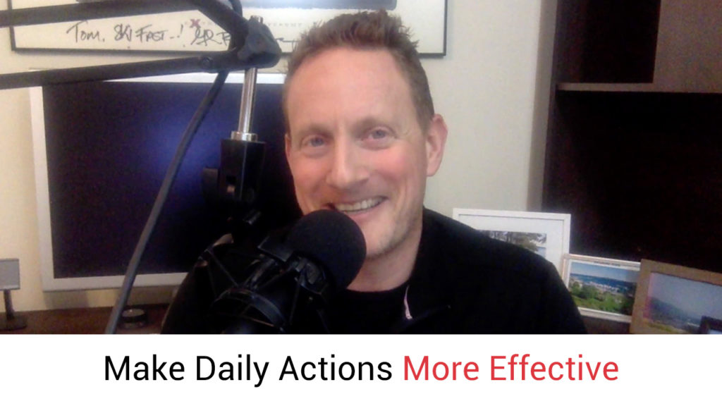 Daily Actions More Effective Video