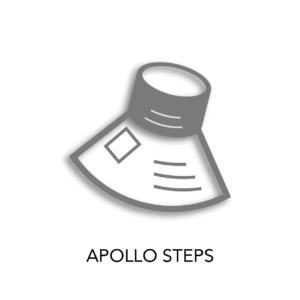 apollo steps